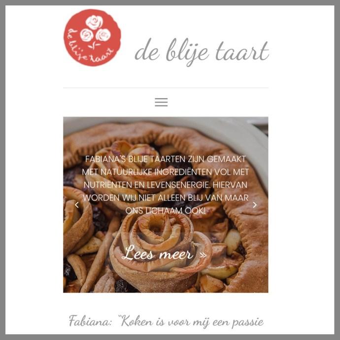 De Blije Taart, een goed doel