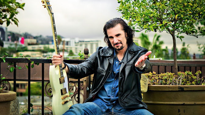 Bruce Kulick Classic Rocker met Blues DNA