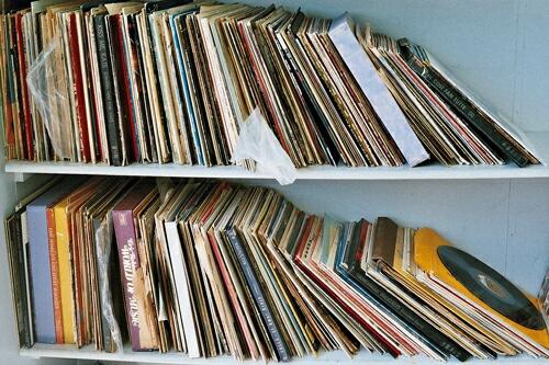 CD's & LP's