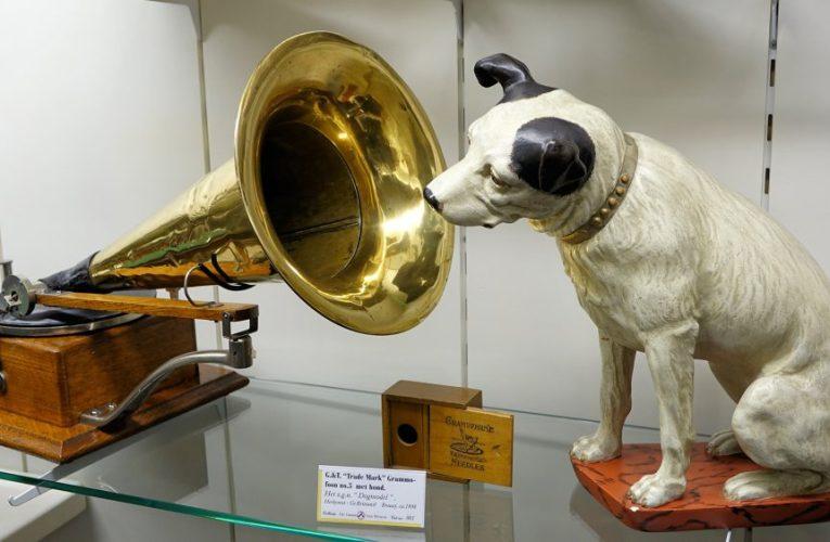 Het Grammofoonmuseum | van wasrol tot vinyl.