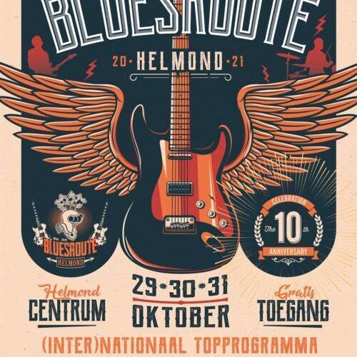 Blues Route Helmond | 29- 30- 31 oktober