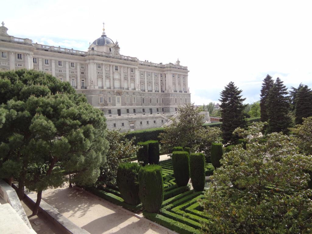 Os encantos de Madri – parte I