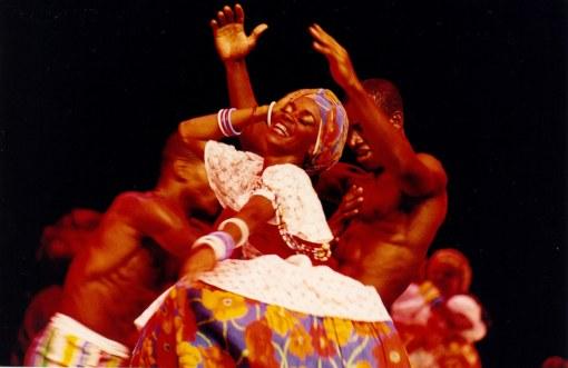 Passeio em Salvador – Show Folclórico