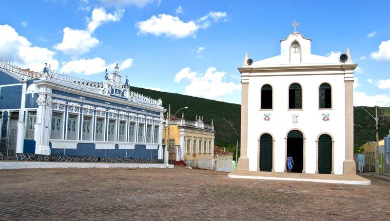 Cidade e Vilas de Palmeiras, em Chapada Diamantina