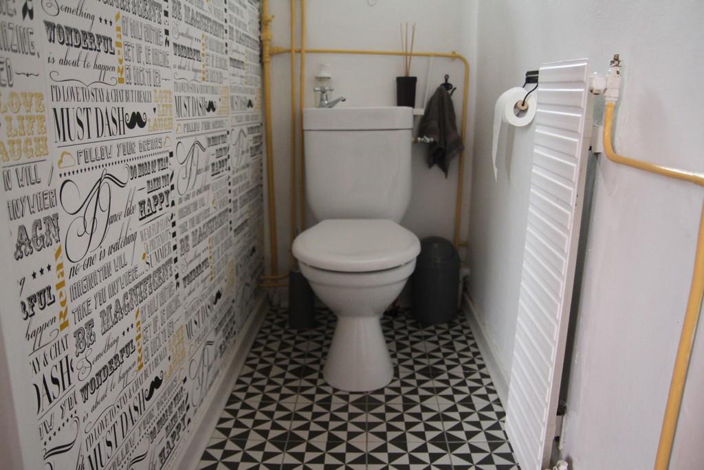 Décoration toilettes tendance