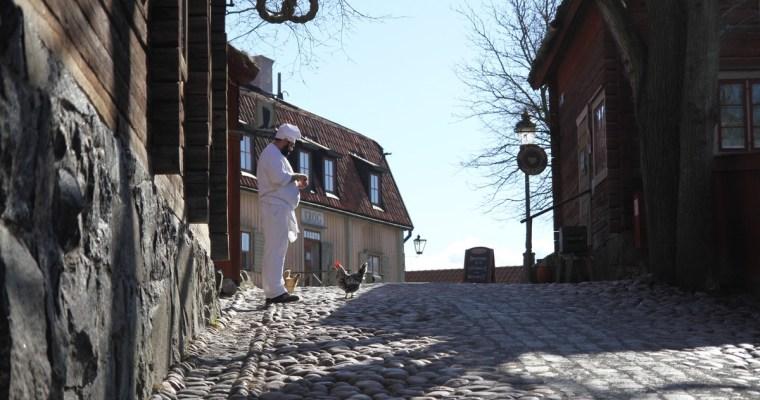 STOCKHOLM: les sorties
