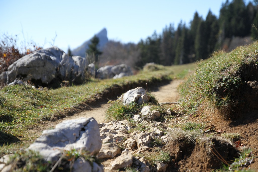 Isère/ Chartreuse: Le sommet de Pinéa