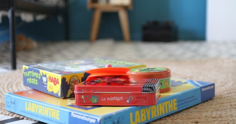 Nos jeux chouchous pour grands & petits