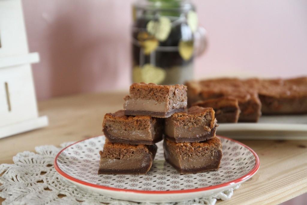 Le gâteau magique au chocolat