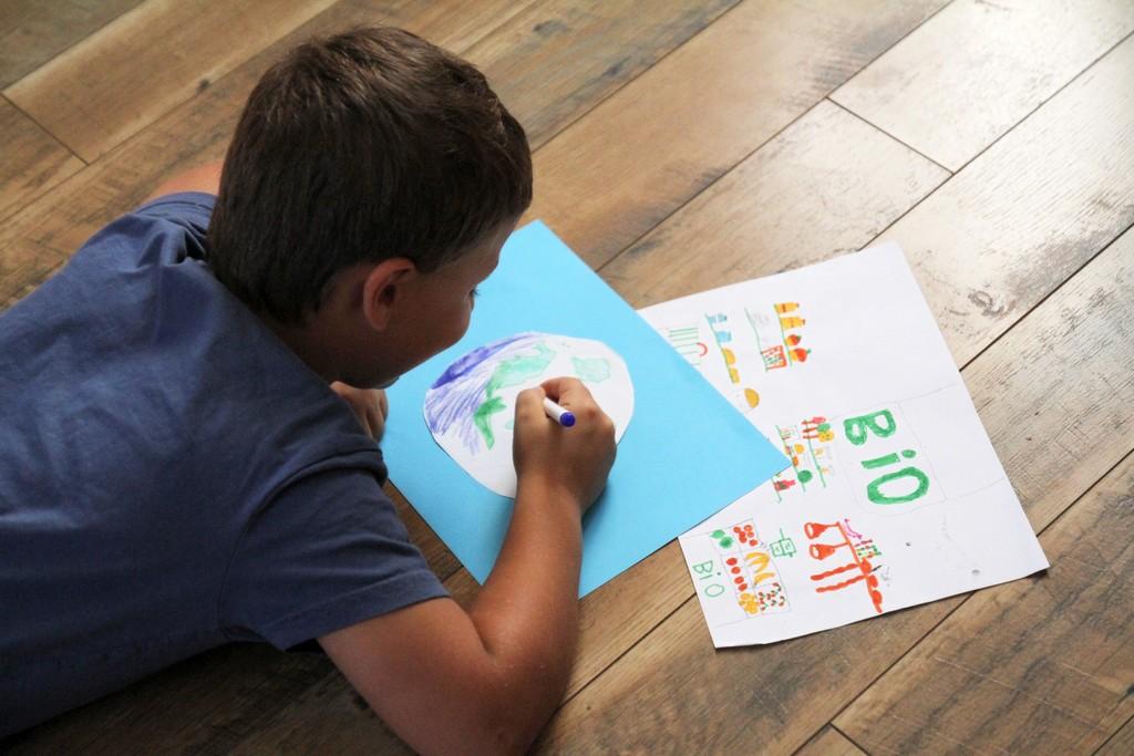 L'écologie vue par les enfants