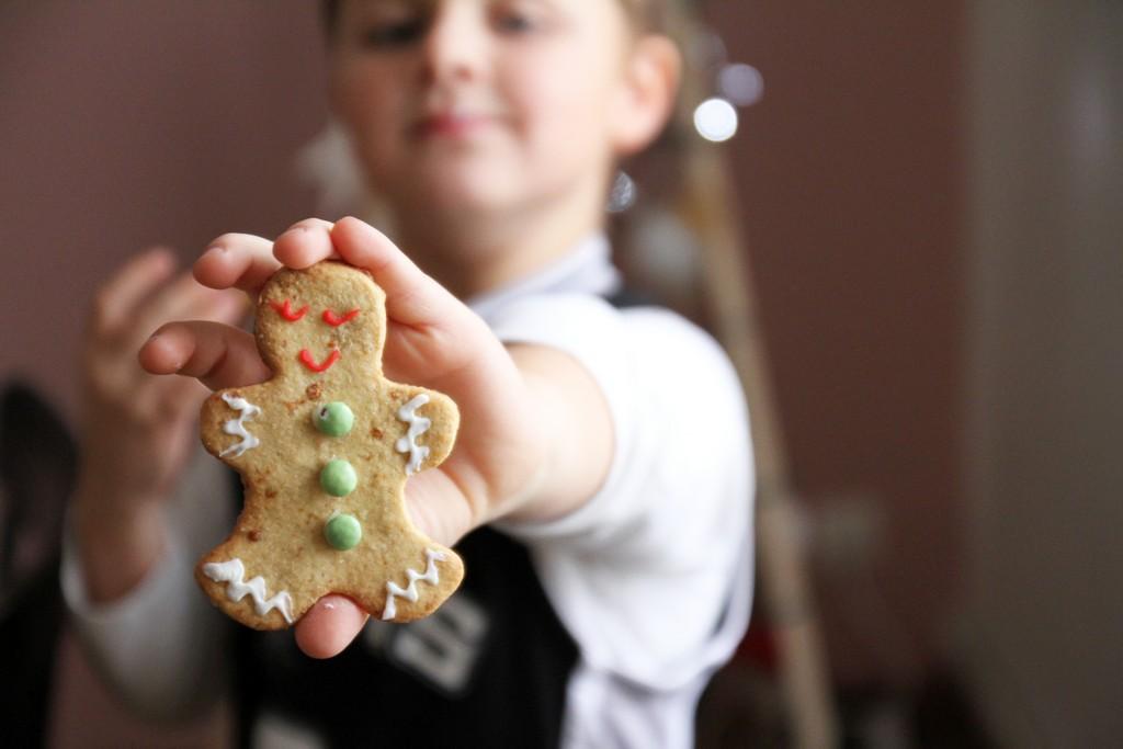 Les ptits biscuits à la vanille