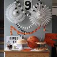 Un anniversaire Basketball