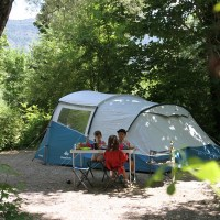 Avis et retour sur la tente Quechua 5.2 à arceaux fresh & Black