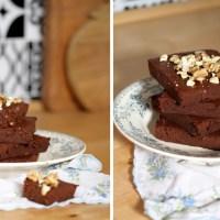 Brownies version healthy
