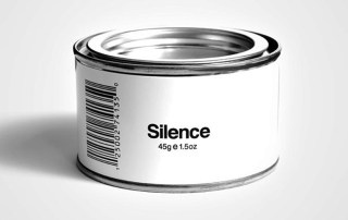 Can of silence