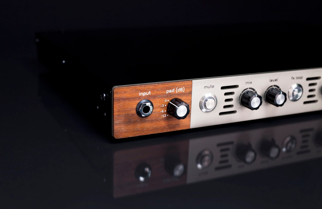 vidur bass preamp left zoom