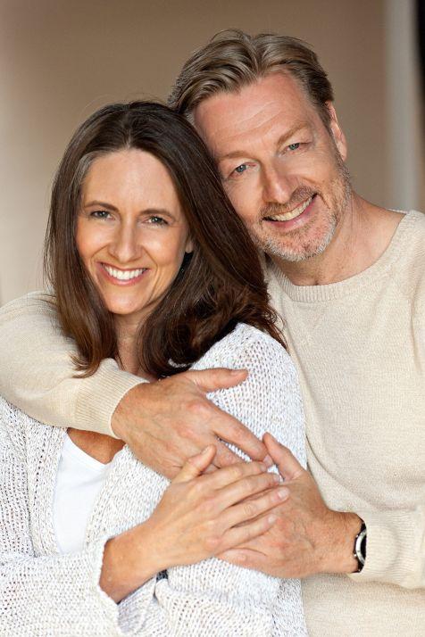 Deborah Hirzel Ian Harkin Classic Couple 1