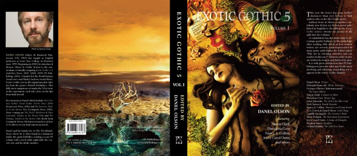 Exotic Gothic Vol 1 full jacket