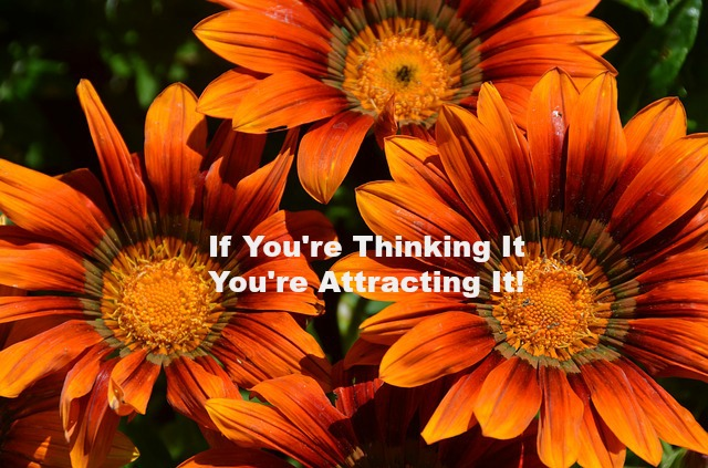 If You're Thinking It You're Attracting It!
