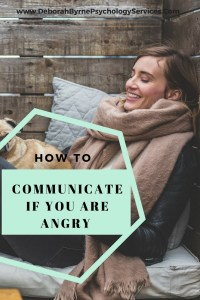 improve communications in relationships if you're angry