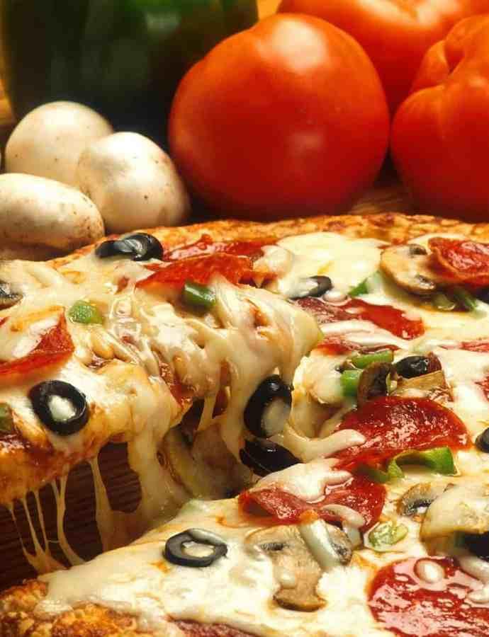 La pizza fa ingrassare?