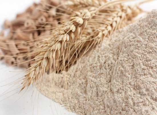 farina integrale macinata a pietra