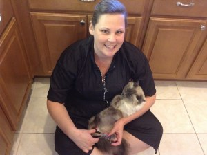 House Call Cat Groomer, Deborah Hansen, CFMG, CFCG