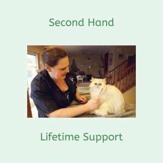Second Hand Lifetime Support for rebooking programs by Deborah Hansen, CFMG, CFCG