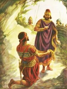 Samuel 24 david-saul-cave07sm