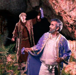 Samuel 24_cave-david-saul