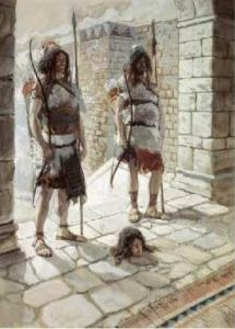 2 Samuel 4 james-tissot-reehab-and-baanah-bring-the-head-of-ish-bosheth
