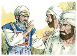 2-samuel-17 Absalom seeks counsel