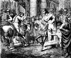 2 Samuel 19 Mephibosheth returns to Jerusalem 2