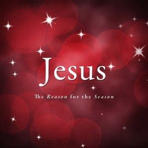 Christmas Jesus Reason for Season