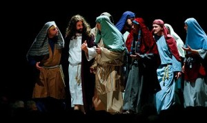 Jesus and the Disciples drama09_td049-50