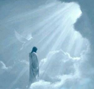 god in clouds