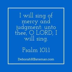 Psalm 101_1