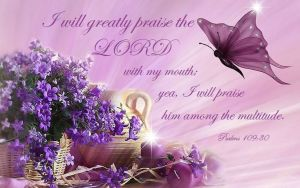 Psalm 109 30