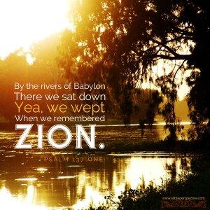 Psalm 137 1