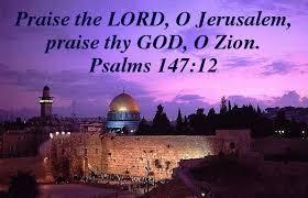 Psalm 147 12