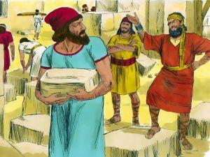 Ezra 4 Opposition arises