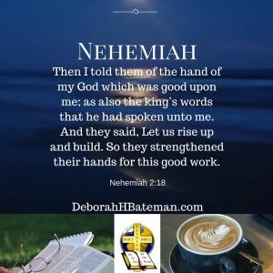 Nehemiah 2 18