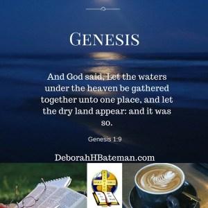 Genesis 1 9