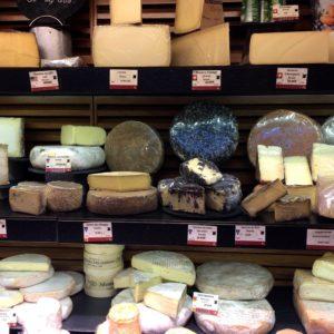 Androuet cheese shop, Paris