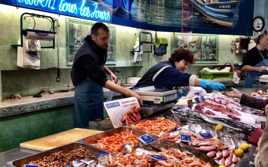 How a Visit to Basque Country Cured Me of Fish Phobia