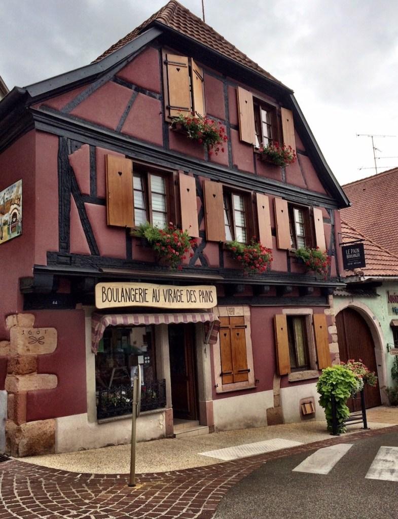Boulangerie in St.-Hippolyte