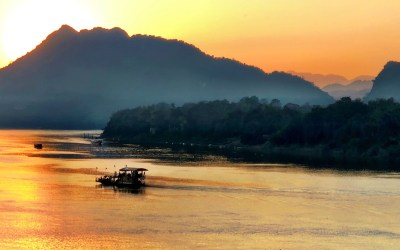 In Luang Prabang Without Tourists, a Visionary Regroups