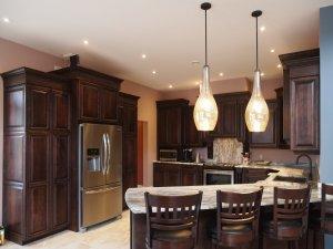Kitchen Lighting by Deborah Nicholson