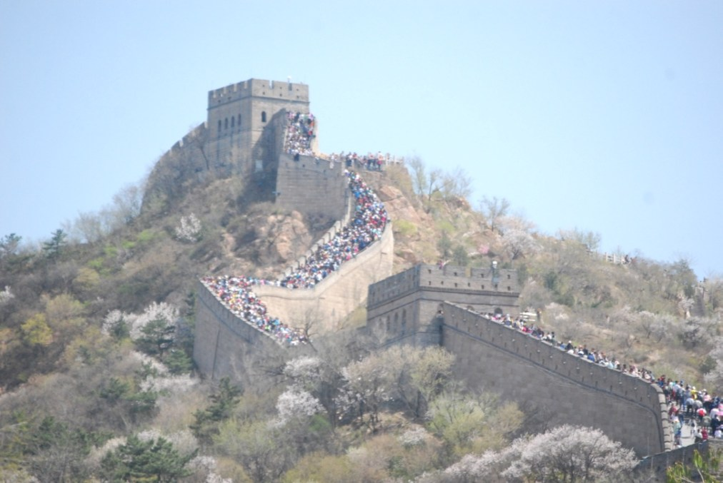 Bucket List – Great Wall of China