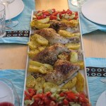 griechischer Abend